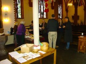 Kaffeeklatsch (church cafe)
